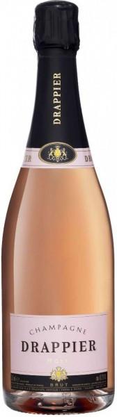 Шампанское Champagne Drappier, Brut Rose, Champagne AOC