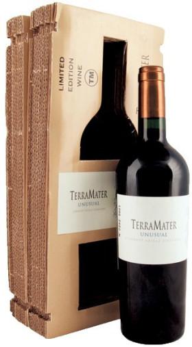 "Вино TerraMater, ""Unusual"" Cabernet-Shiraz-Zinfandel , 2010"