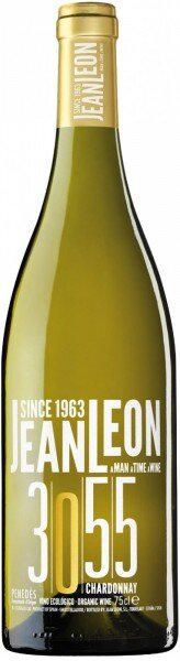 "Вино Jean Leon, ""3055"" Chardonnay, Penedes DO, 2013"