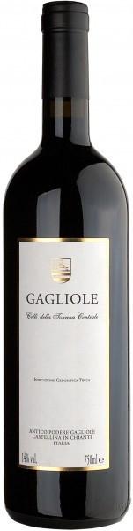 Вино Gagliole, Colli della Toscana Centrale IGT, 2006