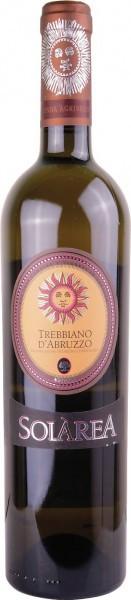 Вино Agriverde, Solarea, Trebbiano d'Abruzzo DOC, 2008