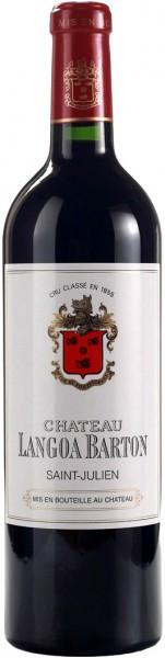 Вино Chateau Langoa Barton, Saint-Julien AOC, 2003