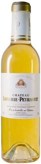 Вино Chateau Lafaurie-Peyraguey, Sauternes 1-er Cru Classe, 2006, 0.375 л
