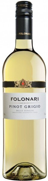 Вино Folonari, Pinot Grigio Delle Venezie IGT, 2010