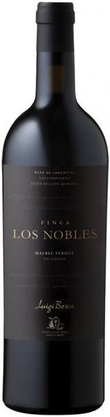 """Вино Malbec Verdot """"Finca Los Nobles"""", 2012"""