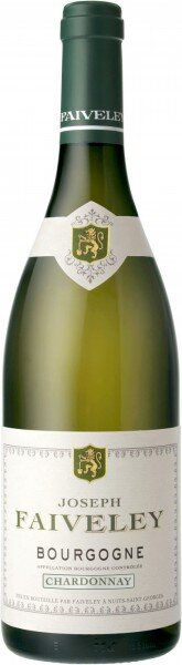 "Вино ""Joseph Faiveley"" Bourgogne AOC Chardonnay, 2014"