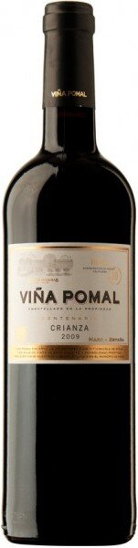"Вино Bilbainas, ""Vina Pomal"" Crianza, Rioja DOC, 2009"