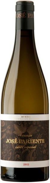 """Вино Jose Pariente, Verdejo """"Cuvee Especial"""", Rueda DO, 2012"""