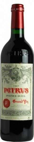 Вино Petrus, Pomerol AOC, 1997