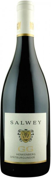 Вино Salwey, Henkenberg Spatburgunder GG, 2012, 3 л