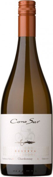 "Вино Cono Sur, ""Reserva"" Chardonnay, Casablanca Valley DO, 2011"