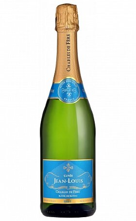 Игристое вино Charles de Fere Cuvee Jean-Louis Brut 0.75л