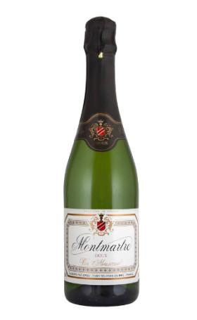 Игристое вино Montmartre Doux 0.75л