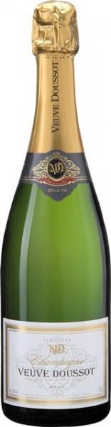 "Шампанское Champagne Veuve Doussot, ""Tradition"" Brut"